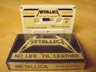 Кассета группы Metallica заняла второе место в чарте продаж Record Store Day