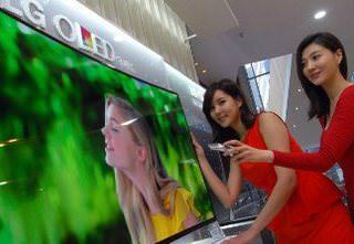 В 2015 году LG выпустит 500 тысяч OLED-телевизоров вместо запланированных 600 тысяч