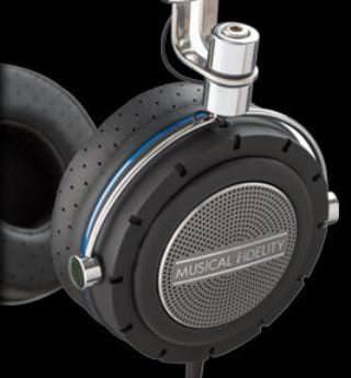В наушниках Musical Fidelity MF-200 стоят звуковые катушки с малым ходом