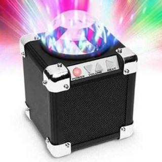 ION Audio представила компактную колонку Party On с функцией светомузыки