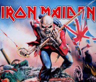 Все студийные альбомы Iron Maiden стали доступны на OnkyoMusic в Hi-Res-качестве