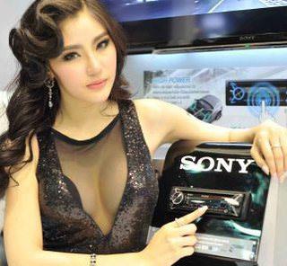 Автомагнитолу Sony MEX-XB100BT оснастили цифровым усилителем мощностью 100 Вт на канал