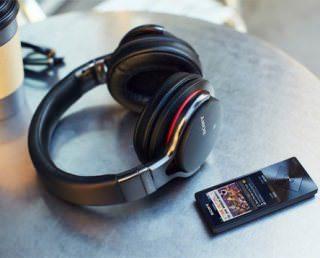 Флагманские Bluetooth-наушники Sony MDR-1ABT