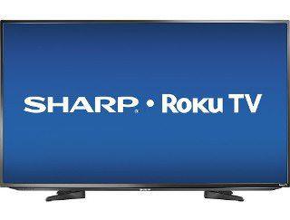 Sharp начала выпускать телевизоры на ОС Roku