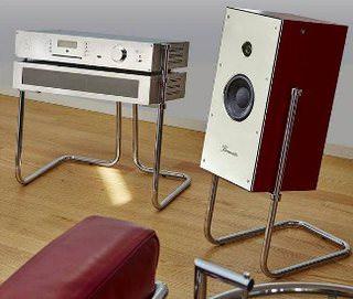 Burmester 161: многофункциональня аудиосистема в ретродизайне