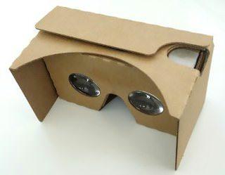 На конференции Google I/O показали обновленный VR-шлем Cardboard