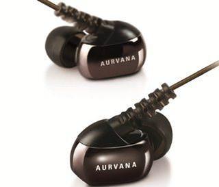 Creative представила обновленные арматурные наушники-вкладыши Aurvana In-Ear Plus