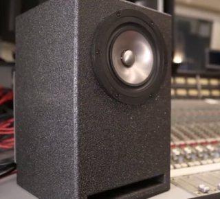 Square Root: мониторная акустика на Kickstarter