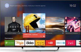 Телевизоры Sony Bravia 2015 года стали доступны в России