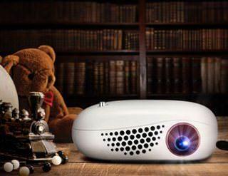 Minibeam Nano: самый легкий и компактный из проекторов LG