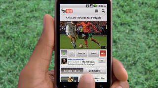 Мобильное приложение YouTube получило поддержку видео с частотой обновления 60 Гц