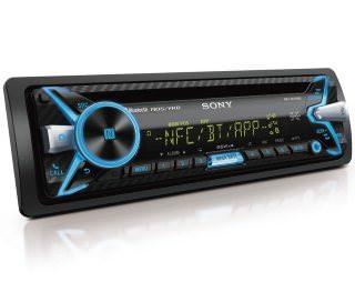 Автомобильные ресиверы Sony MEX-N5100BE и MEX-N4100BE