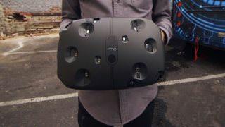 HTC проедет по городам США и Европы со шлемом виртуальной реальности Vive