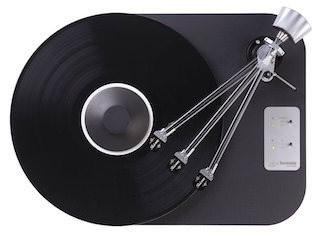 Thales TTT-Slim: компактный LP-проигрыватель и уникальный тонарм
