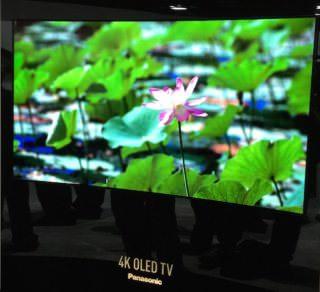 В следующем месяце Panasonic может выпустить 4K OLED-телевизор