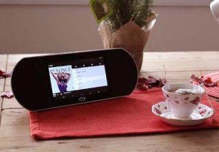 Avy Smart Speaker: планшетный компьютер с Bluetooth-колонкой