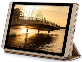 Планшет Huawei MediaPad M2 оборудовали системой звука Harman