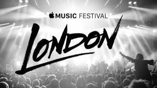В сентябре в Лондоне пройдет музыкальный фестиваль Apple Music