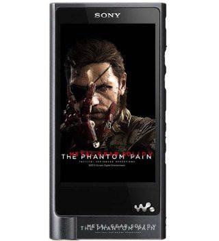 Sony анонсировала аудиофильский плеер NW-ZX2 в дизайне игры Metal Gear Solid V: The Phantom Pain