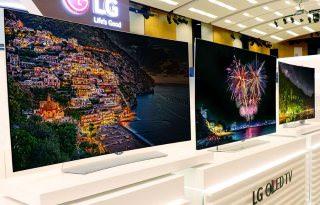 На выставку IFA в Берлине LG привезет новые 4K OLED-телевизоры с поддержкой HDR