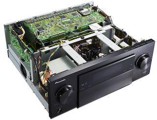 Новые 9-канальные ресиверы Pioneer поддерживают Dolby Atmos и DTS:X