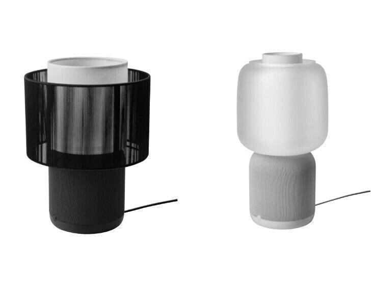 Утечки: следующее поколение ламп-активных колонок от Sonos и Ikea получит сменные абажуры
