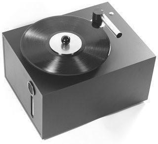 Pro-Ject представил первую в каталоге машинку для мойки винила Vinyl Cleaner VC-S