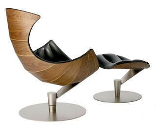 GamuT спроектировала кресло для прослушивания музыки