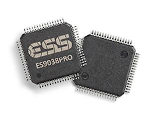 ESS Technology представила чипы Sabre Pro для ЦАПов премиального класса