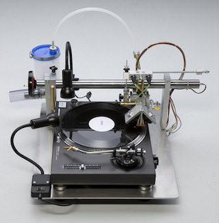 Vinyl Recorder T560: аппарат для нарезки пластинок в домашних условиях