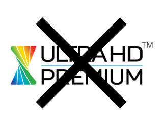 Sony отказалась ставить на свой новый флагманский телевизор логотип «UHD Premium»