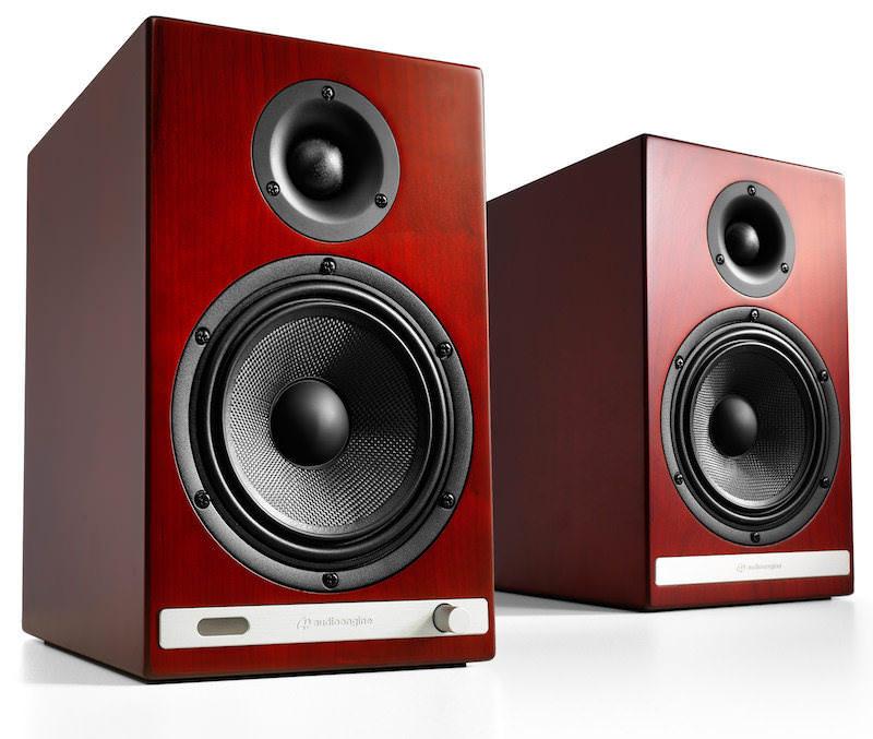 Audioengine к своему десятилетию выпустила активные полочники HD6
