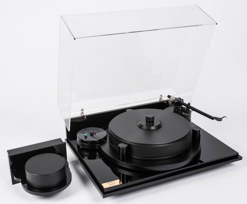 «Винил Джем 2016»: система из вертушки Michell Engineering Orbe SE, компонентов Audio Valve и акустики ProAc