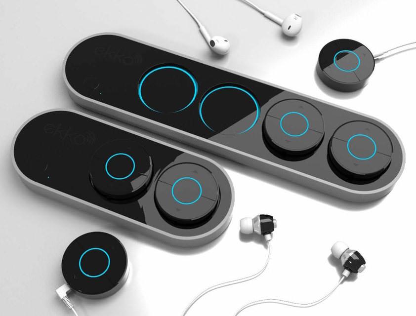 ekko Audio придумали беспроводной «разветвитель» для наушников
