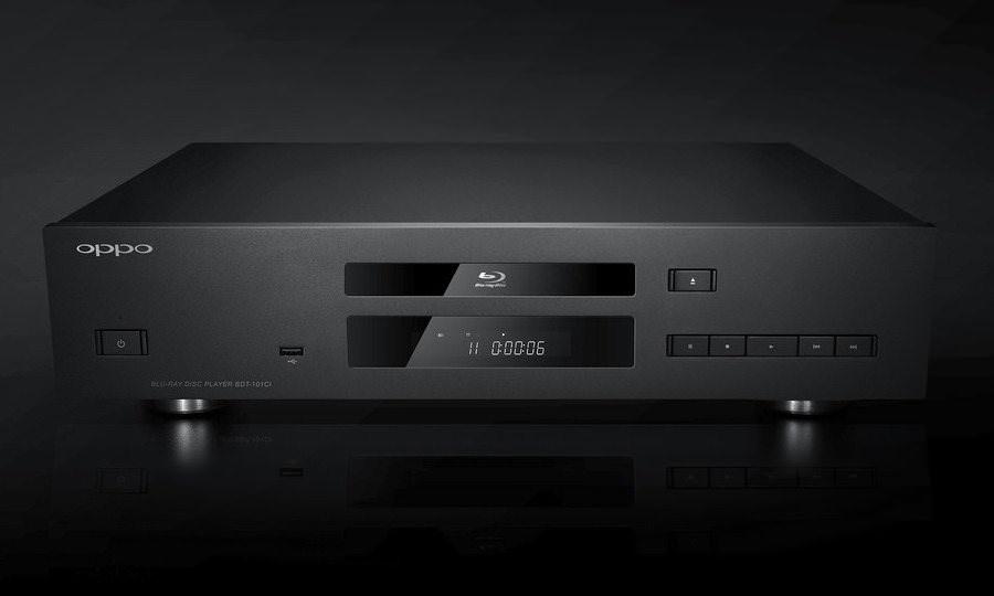 Oppo выпустила модульный Blu-ray-транспорт BDT-101CI