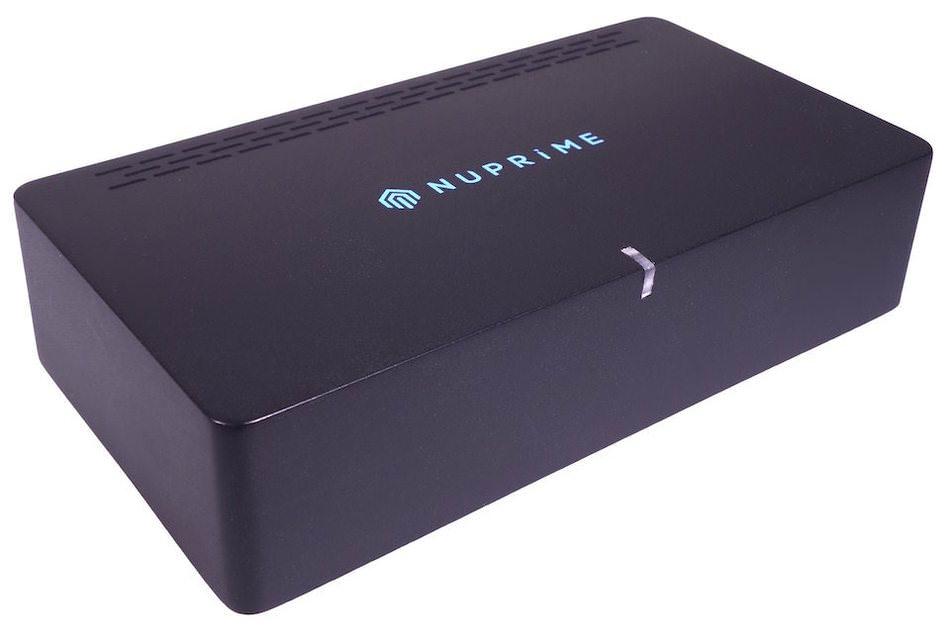 NuPrime WR100: первый в мире стример на чипе Qualcomm AllPlay