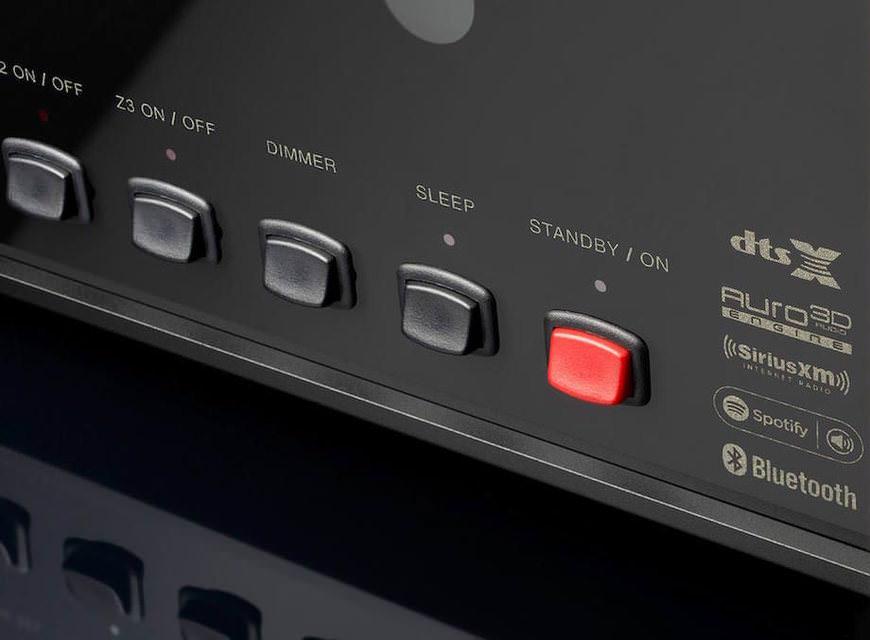 AV-процессор McIntosh MX122: от Dolby Atmos до DSD