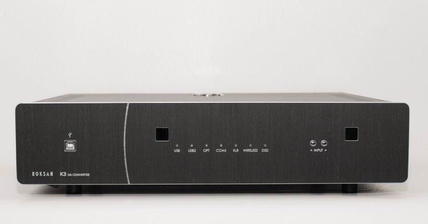 В новом ЦАПе Roksan K3 DAC компания представила беспроводную технологию K-Link