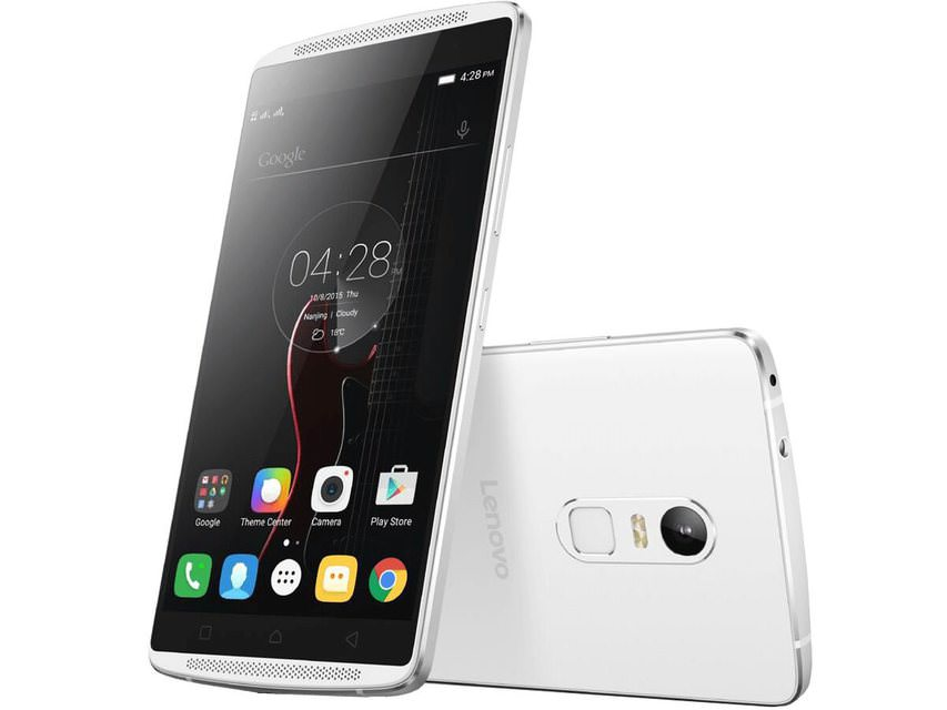 Lenovo объявила о старте продаж смартфона Vibe X3 с поддержкой Dolby Atmos