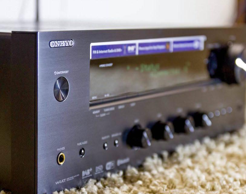 Сетевой стереоресивер Onkyo TX-8150: от Spotify до винила