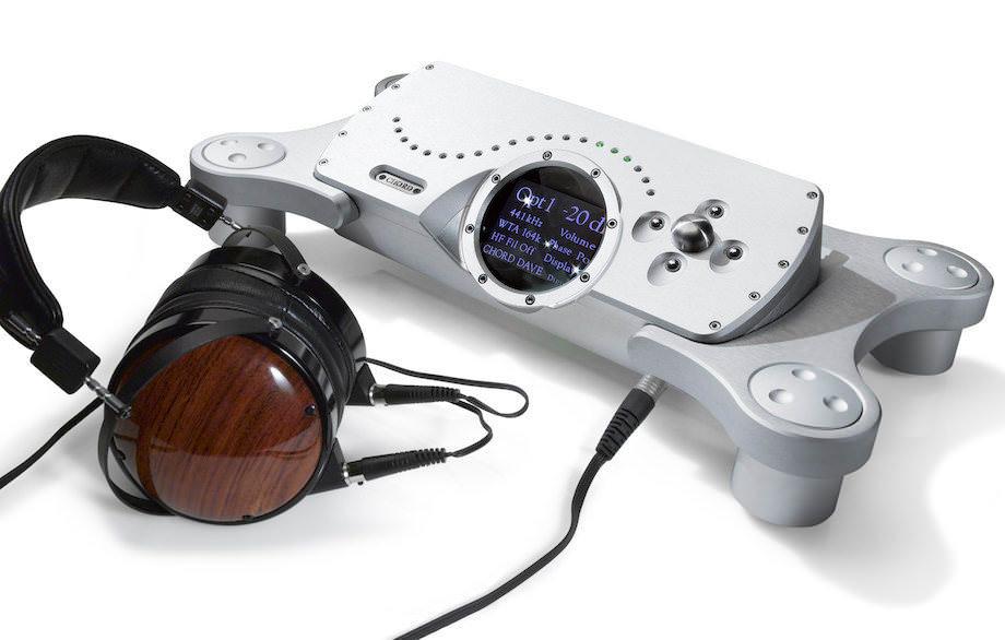 Chord Electronics DAVE: космически безупречный ЦАП