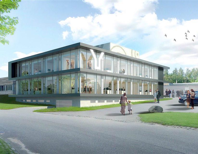 Dynaudio откроет новый исследовательский центр в Скандерборге