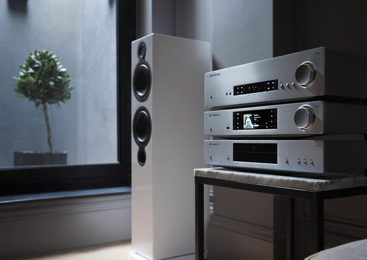 Hi-Fi & High-End Show 2016: флагманские Monitor Audio PL500 и вся CX-серия компонентов от Cambridge Audio