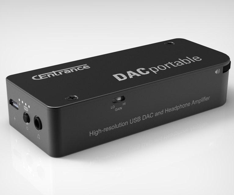 Краудфандинг от CEntrance: малютка-ЦАП DACportable для мобильных устройств
