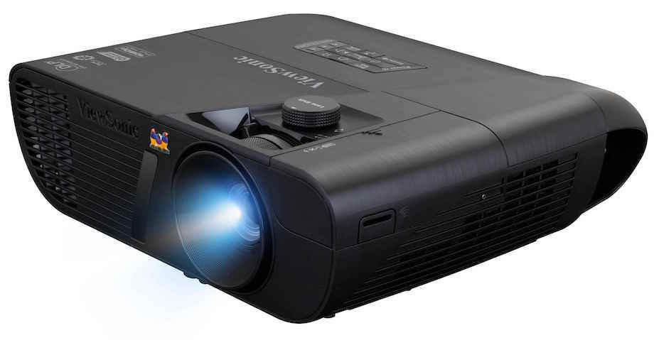 ViewSonic обновила серию DLP Full-HD-проекторов LightStream