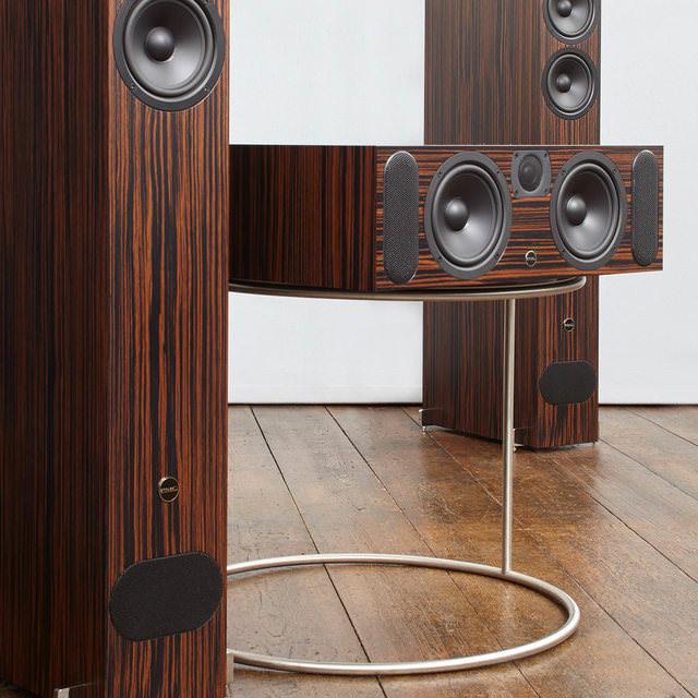 Начались российские продажи акустики центрального канала fact 5с и 10c от PMC Speakers