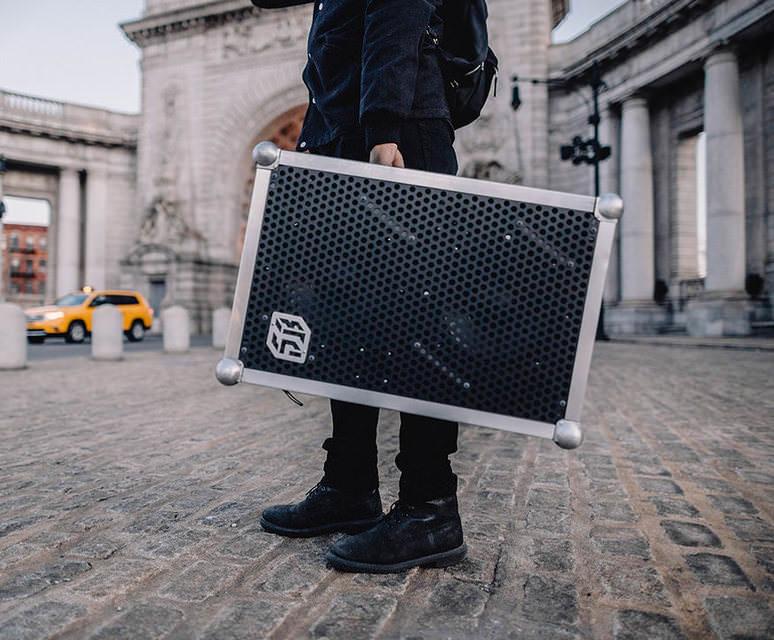 Soundboks: самая громкая беспроводная акустика с аккумулятором