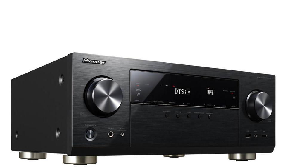 Pioneer представила три AV-ресивера с поддержкой 4К-видео: VSX-1131, VSX-831 и VSX-531