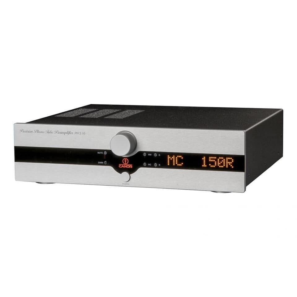 Фонокорректор Canor Audio PH 2. 10: ламповая схема и фирменные печатные платы