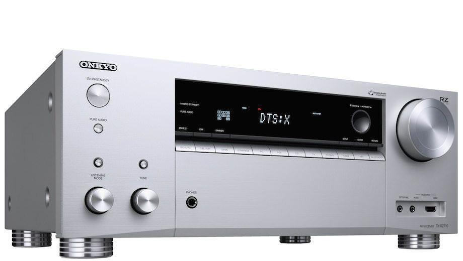Onkyo анонсировала выход AV-ресиверов TX-RZ810, TX-RZ710 и TX-RZ610 [обновлено]